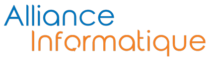alliance informatique - logo hd