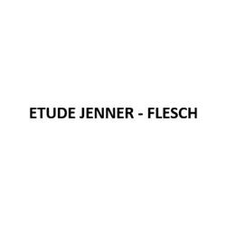 Etude Jenner Flesch logo