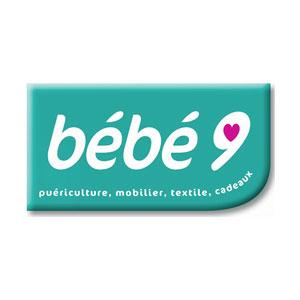 Bébé 9 logo