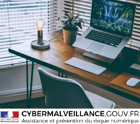 Aperçu de l'article sur l'importance de dissocier vie privée et vie professionnelle pour se protéger de la cybermalveillance